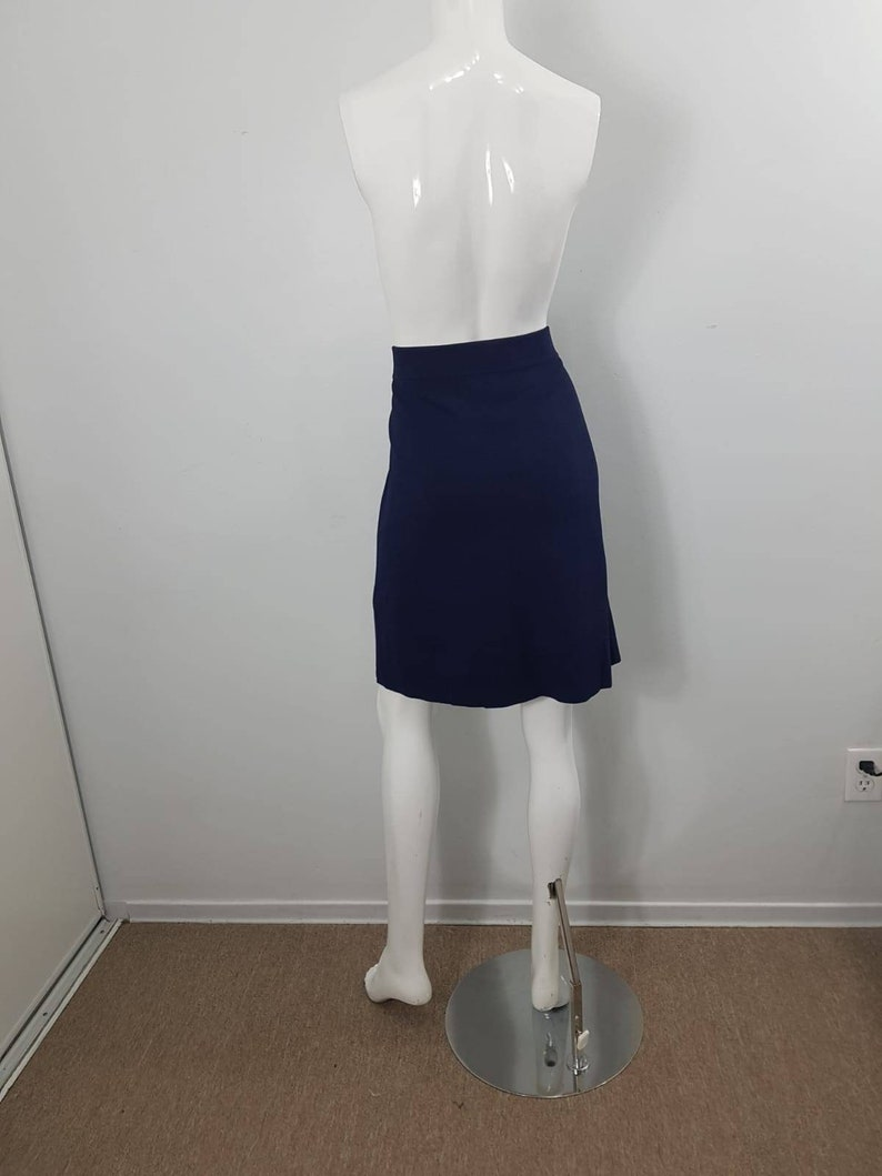 Tommy Hilfiger Extra Stretchy Flare Skirt With Two Front Pockets Size L
