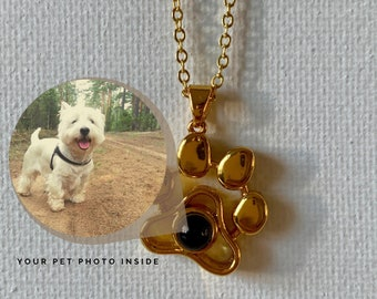 Pet Memorial, Pet Cremate, Personalize Pet Gift, Pet Photo Necklace, Custom Pet Necklace, Pet Memorial Gift, Custom Keychain