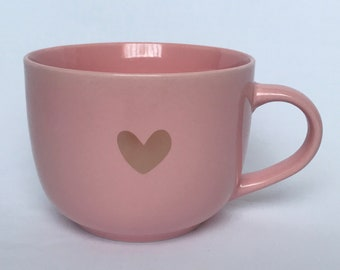 Soupbeans /& Drag Queens Pink Soup Mug Pin