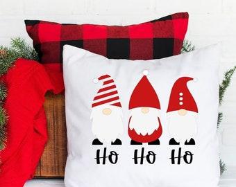 Christmas Santa Gnome SVG cut file   Cricut Christmas   holiday cutting files   Silhouette   Santa Gnomes
