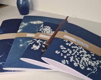 Notebooks (10cm x 14cm) Les Bleus de Delf