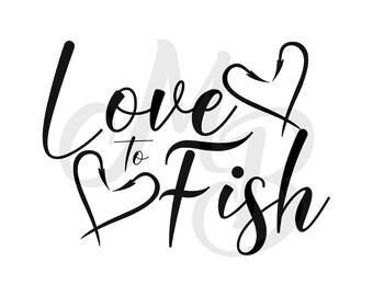 Download Fishing Addict Svg Etsy