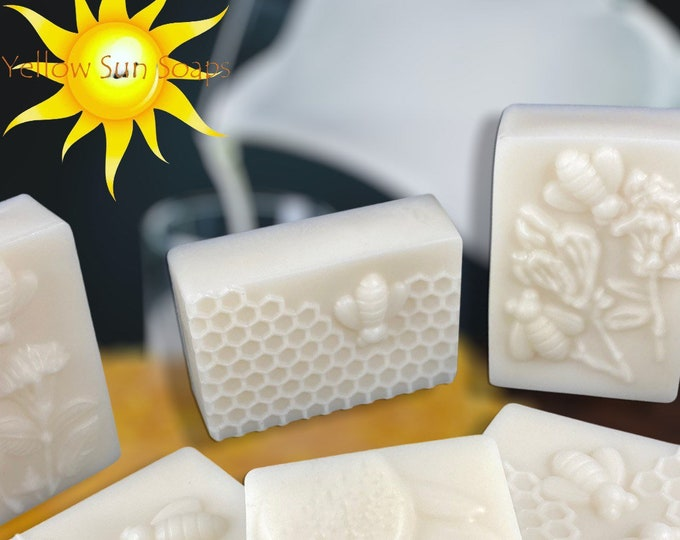 Land O' Milk and Honey Bar Soap