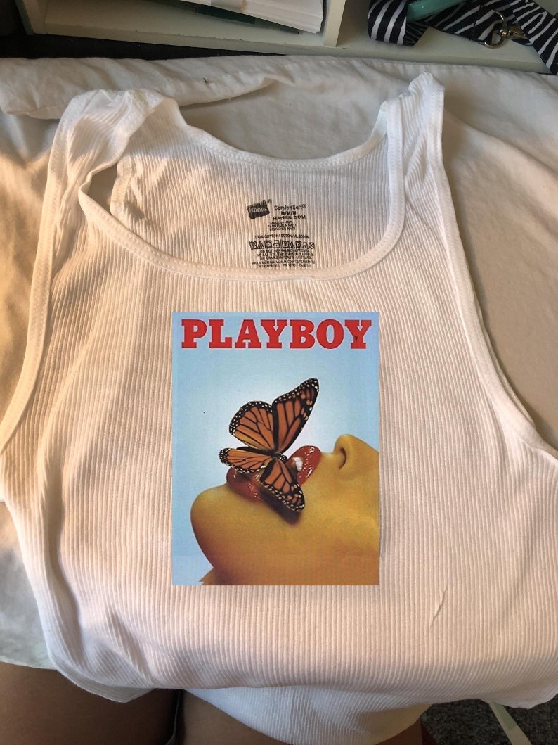 Playboy Crop Top