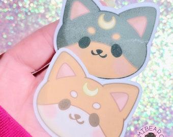 "Magical Shibe 2"" Sticker Set"