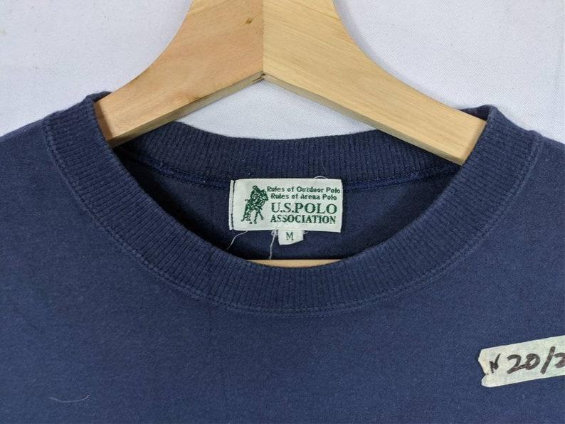 U.S Polo Association Vintage Embroidered