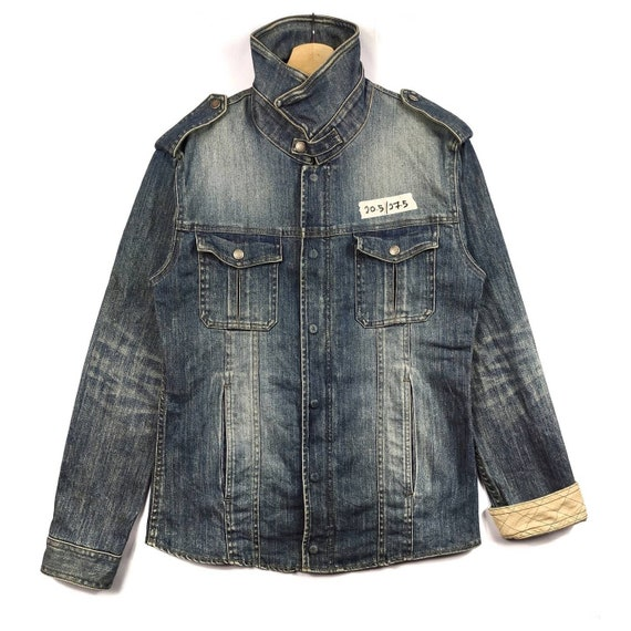 Burberry Black Label Jacket Denim