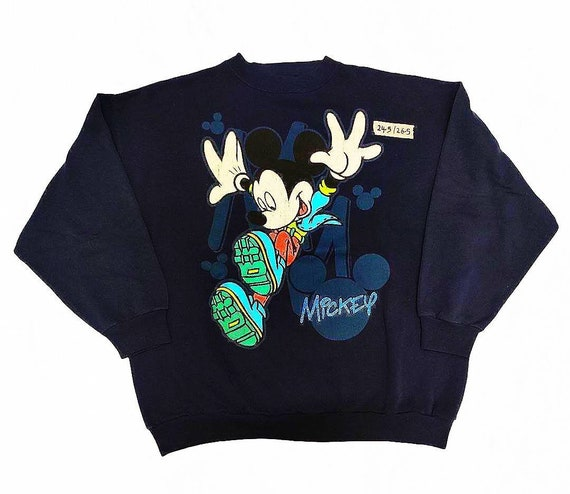 Sweatshirt Vintage Mickey Unlimited Disney