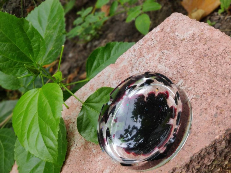 One of a kind ash tray or jewelry tray Holia