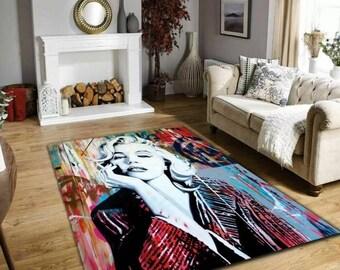 Harley Davidson 2 Carpet Non Slip Floor Carpet,Teen/'s Carpet,