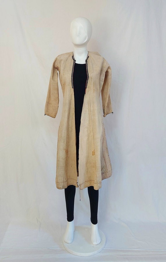 Antique Ottoman Jacket, Dress, Turkish Folk Dress