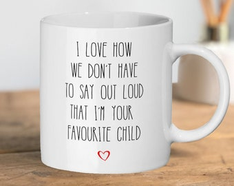 Mom Says We Dont Argue We Have Loud Discussions Mug