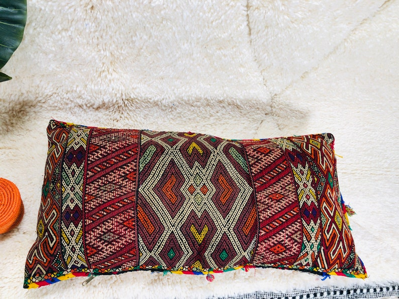 40/% off Pillow decorative for bed,Rug pillow,cushion,27X13 inch.Free shipping Vintage berber cushion,Pillow,Moroccan pillow covers