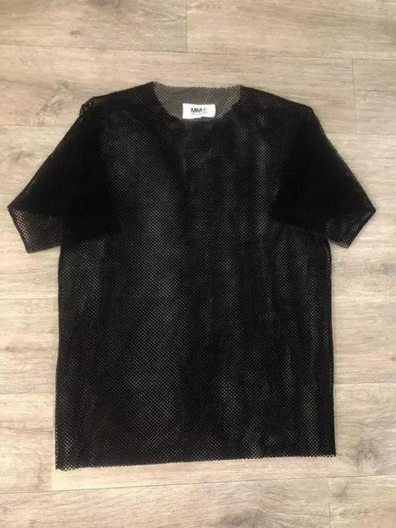 Maison Margiela Mesh T-Shirt