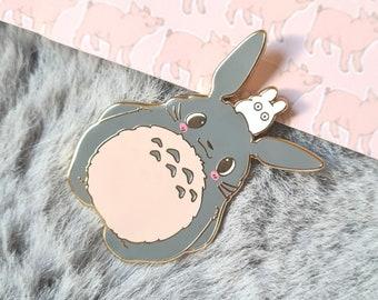Totoro Enamel Pin Studio Ghibli My Neighbour Totoro Spirited Away Soot Sprite