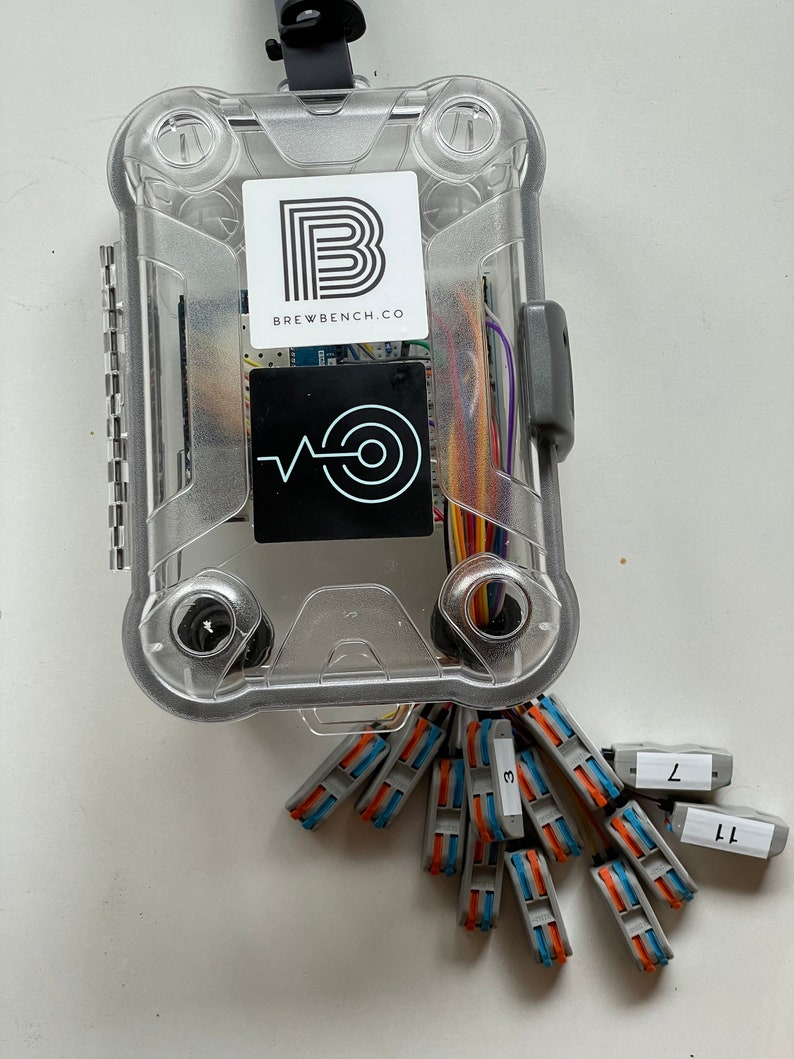 BrewBench Box  Temperature Monitoring System image 0