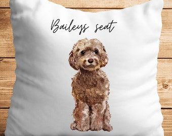 puppy pillow etsy