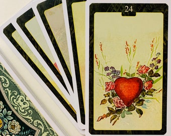 Lenormand,Oracle Cards,Lenormand Deck,Lenormand Cards,Lenormand Card Deck,Oracle Deck,Oracle Card Deck,Lenormand Oracle,Love Oracle,Oracle