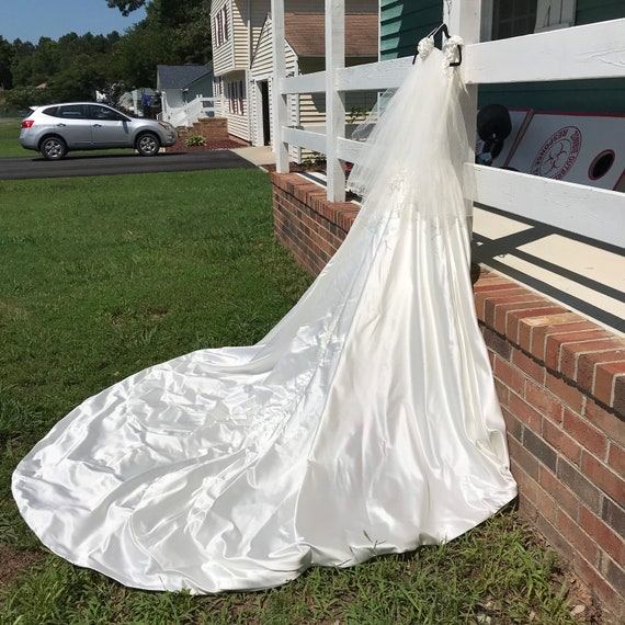 Wedding Gown - image 1
