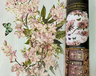 New Prima Redesign Transfer EXCLUSIVE BLOSSOM BOTANICA with Free  Fast Shipping