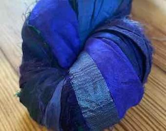 Sari Silk Ribbon with Free Shipping