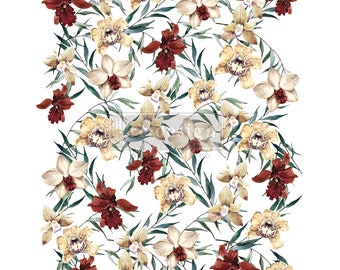New Prima Redesign Transfer WILD FLOWERS with Free Shipping
