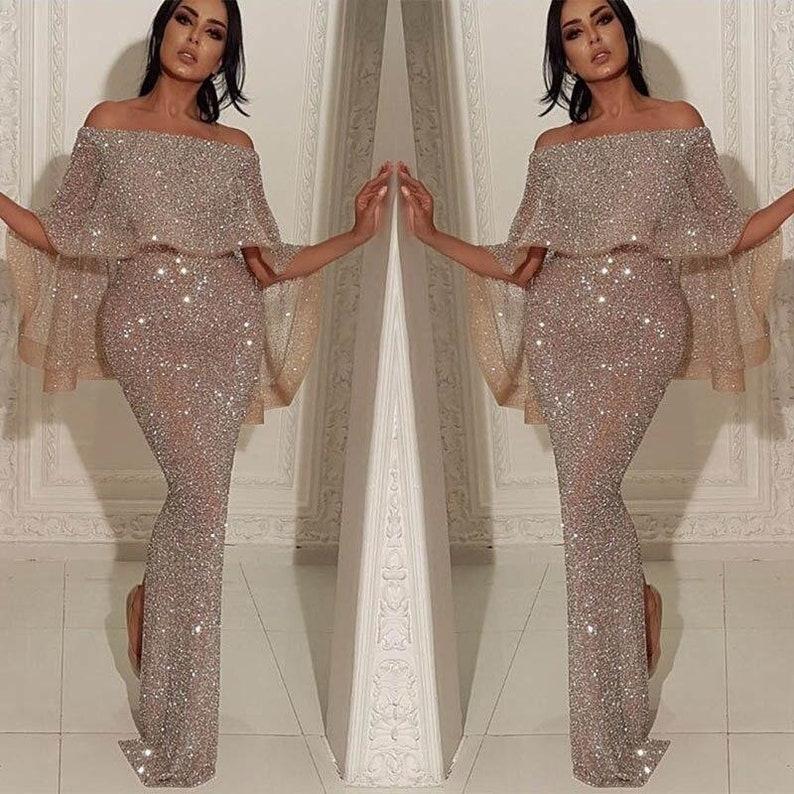 Bling Formal Dress image 0