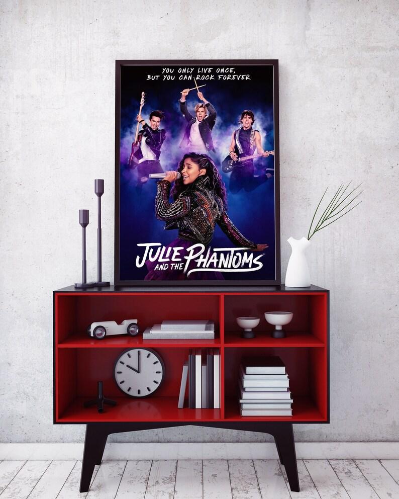 Julie and The Phantoms Poster Decor art Room decoration Decor wall art Posters Premium Matte vertical posters Wall art