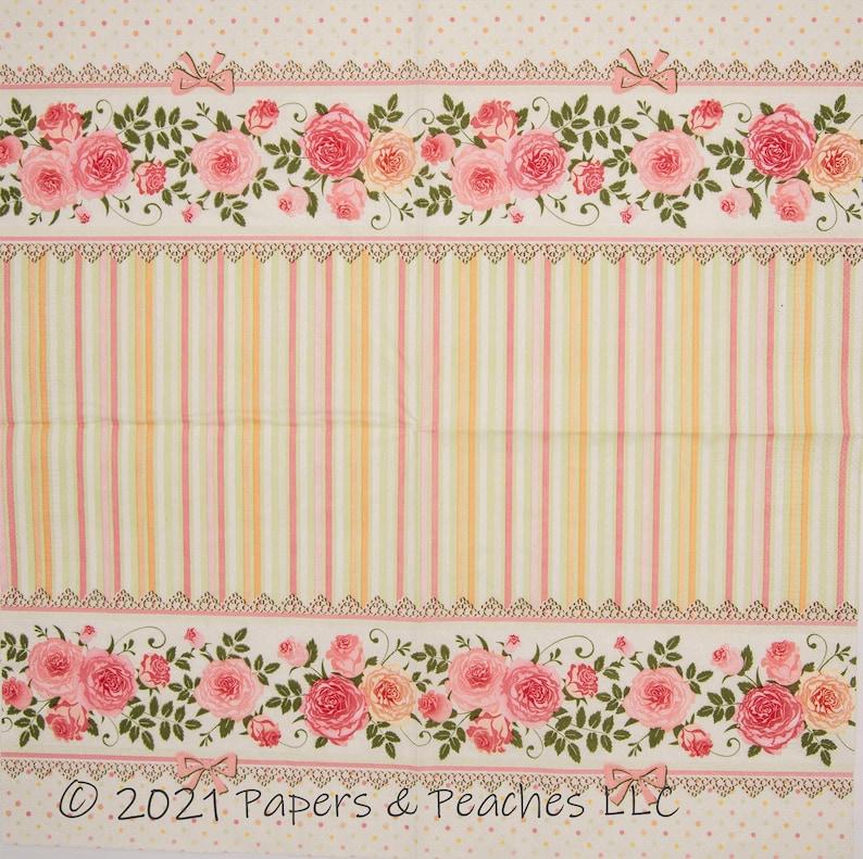 2 Decoupage Napkins Paper Napkins English Tea Towel Crafting Tissue  