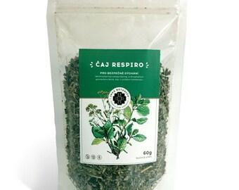 RESPIRO tea - Wira Wira and Muña Muña