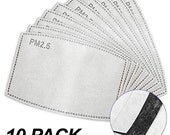 migration_bear Mask Replacement Filters 10 Pack