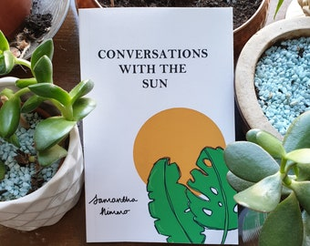 Conversations With The Sun Poetry Book
