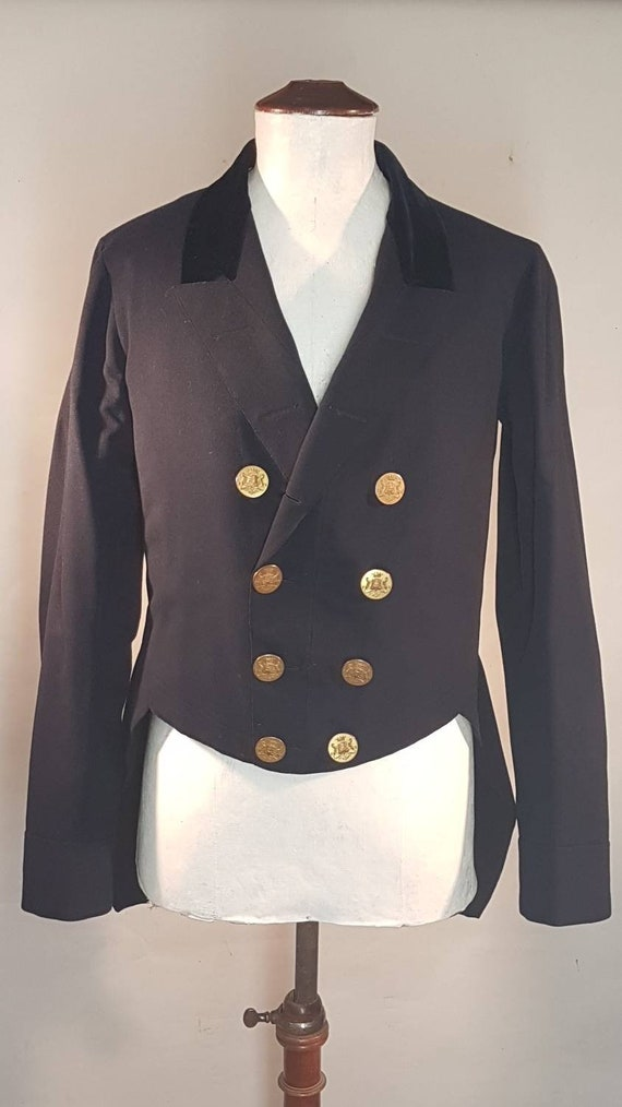 frock coat late 19th century