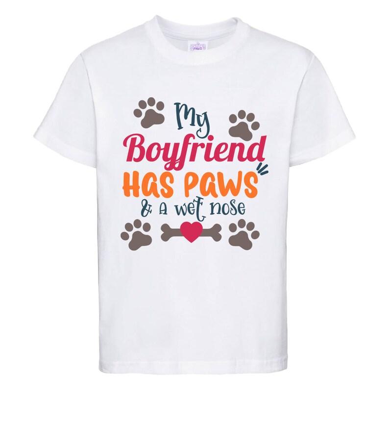 Boyfriend Pet-Play Shirt Adult T-Shirt