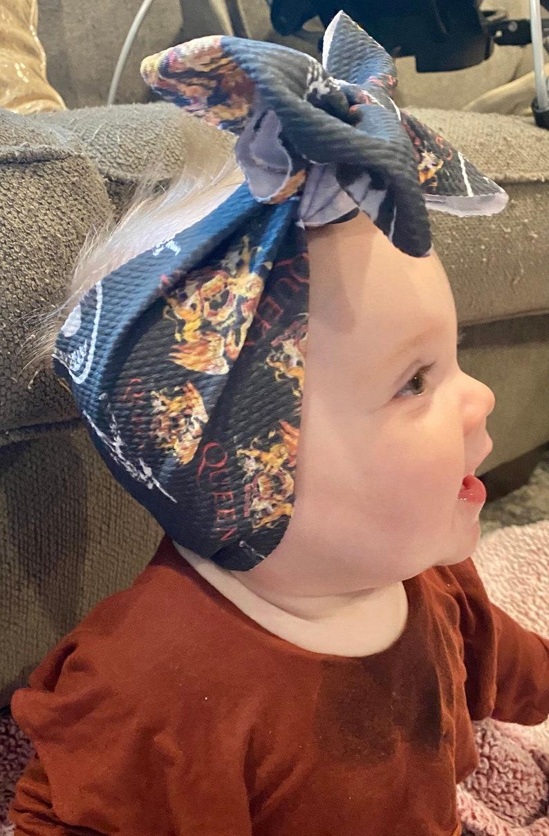 Queen themed headband