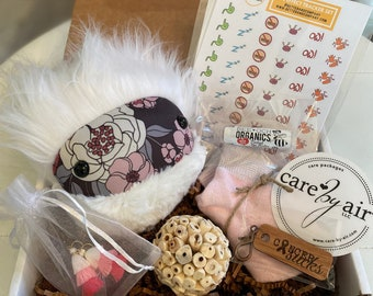 Care Package Cancer Sucks. Colon Cancer. Breast Cancer. Ovarian Cancer. Women's Get Well Soon Gift. Chemo Care Package. Pick Me Up.