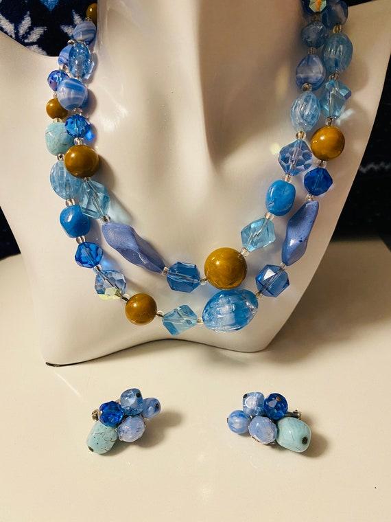 Vintage Hattie Carnegie Necklace & Earrings