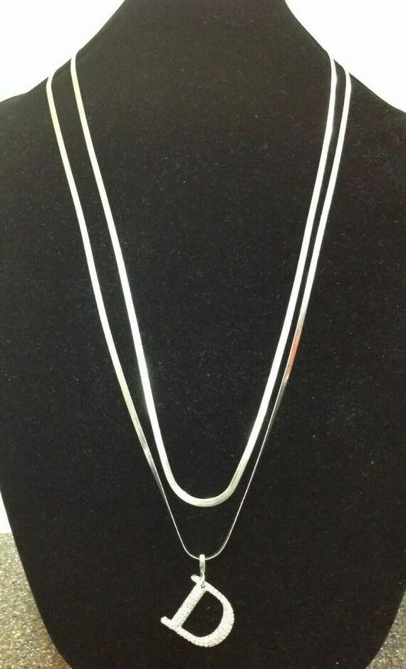 Vintage Christian Dior Necklace/Belt