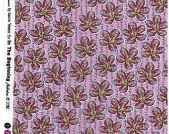 Vintage Bohemian Elegance by Jason Yenter  - 100% Cotton Fabric - Great for masks, quilting, sewing, and other craft projects