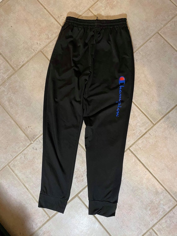 Champion Track Pants, Black