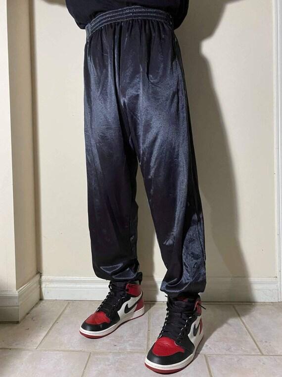 Medium NIKE Tearaway Button Trackpants