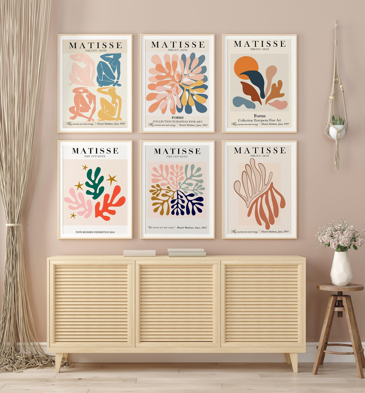 Henri Matisse Print Printable Wall Art The Dance Print | Etsy