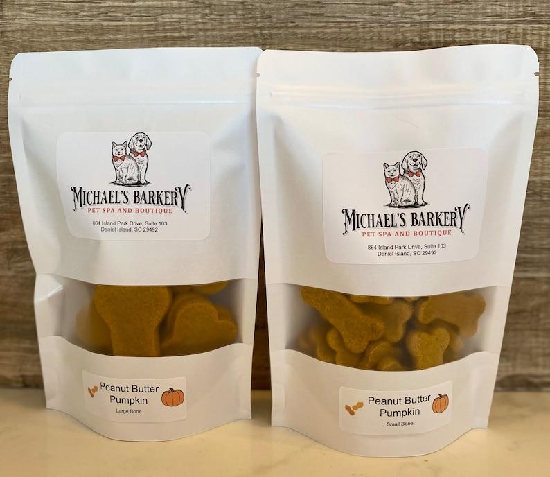 Barkery Treats PB Pumpkin