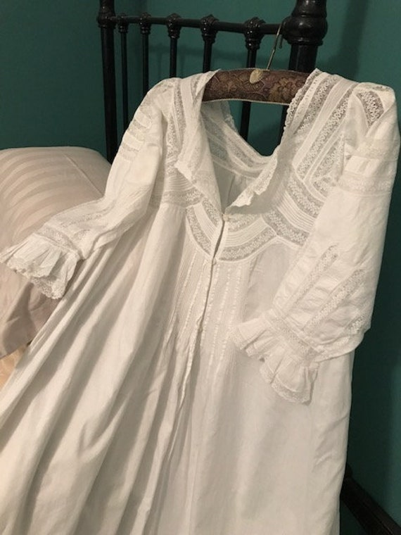 Victorian Wedding Nightdress