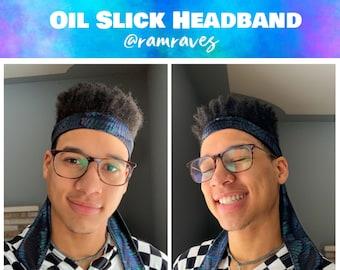 Oil Slick Headband