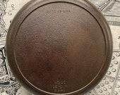 Birmingham Stove Range Century Series 10 Cast Iron Skillet 12 7 16 quot W Heat Ring P N 5H-1
