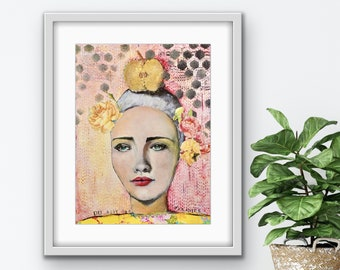 Premium Poster You are paradise, art prints, art prints and pictures
