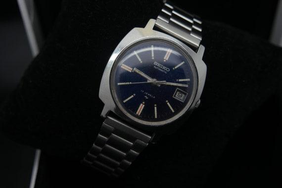 Seiko 1970s Vintage Seiko 5 Automatic Day/Date Ge… - image 1