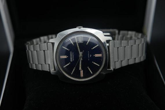 Seiko 1970s Vintage Seiko 5 Automatic Day/Date Ge… - image 3
