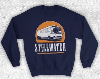 Almost Famous Stillwater Iconic Rock Music Film Bus Unofficial Unisex Adults Sweatshirt
